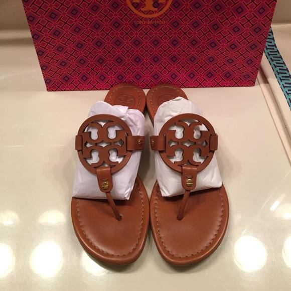 0ee30dfa4d2 Tory Burch miller sandal size 7. M 5b08004a5512fd49a3a73b55
